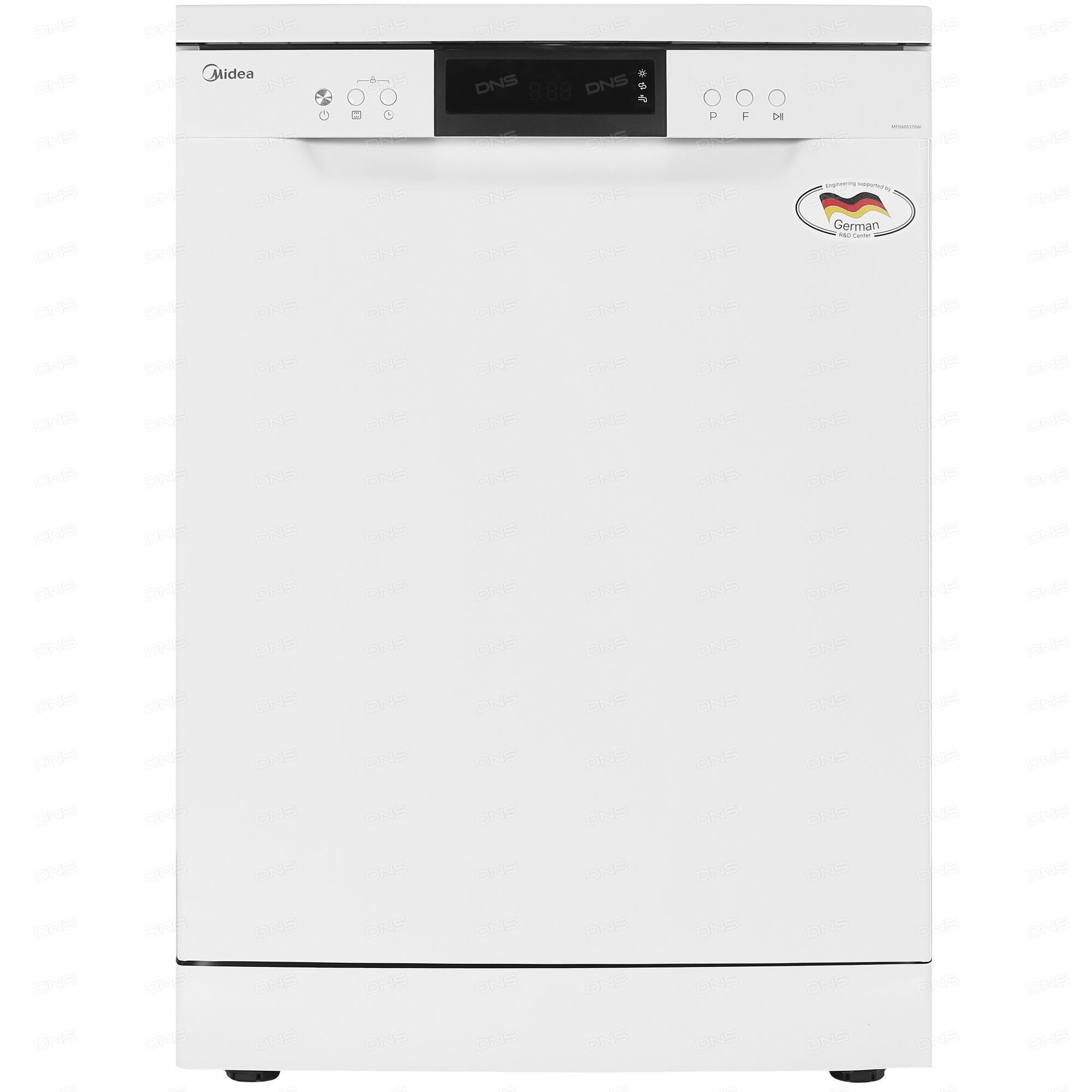 Посудомоечная машина отдельностоящая Midea MFD60S370W