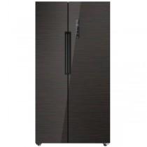 Холодильник Side-by-Side Midea MRS518SFNMGR2 Черный Графит
